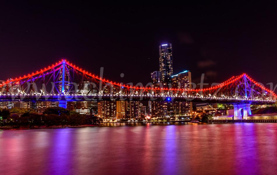 Story Bridge Brisbane 8575
