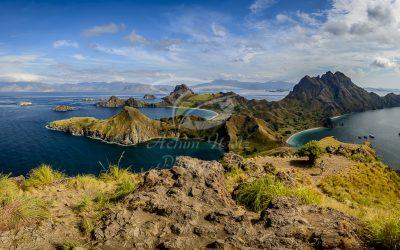 Padar Island 3405