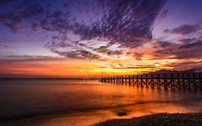 Sunrise over Jetty 5392